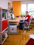 Здоровье и компьютерный стол